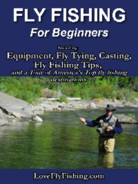 fly fishing for beginners - main book